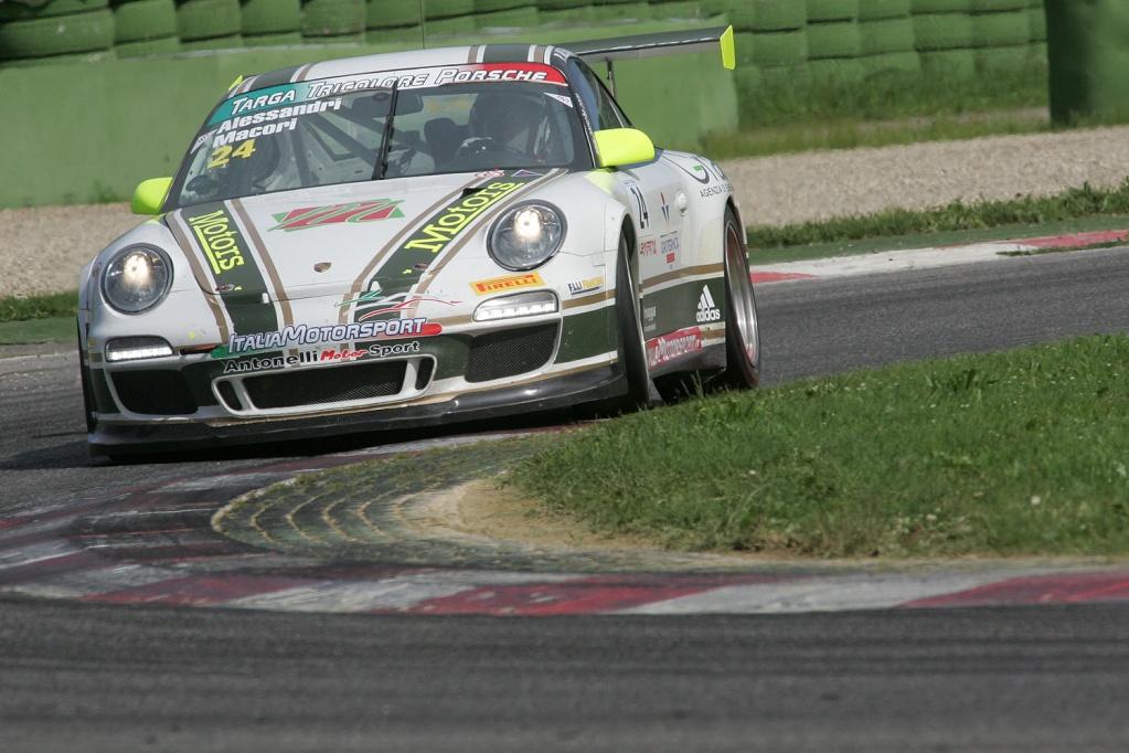 Porsche GT3 Cup_Imola_ALESSANDRI-MACORI_02