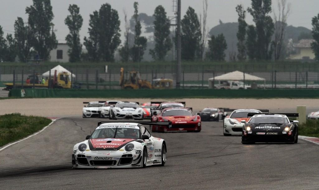 Postiglione-Lucchini ( Ebimotors, Porsche 911 GT3 R #44)