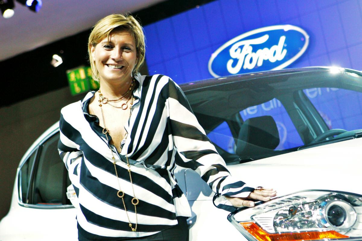 Elena Cortesi Ford