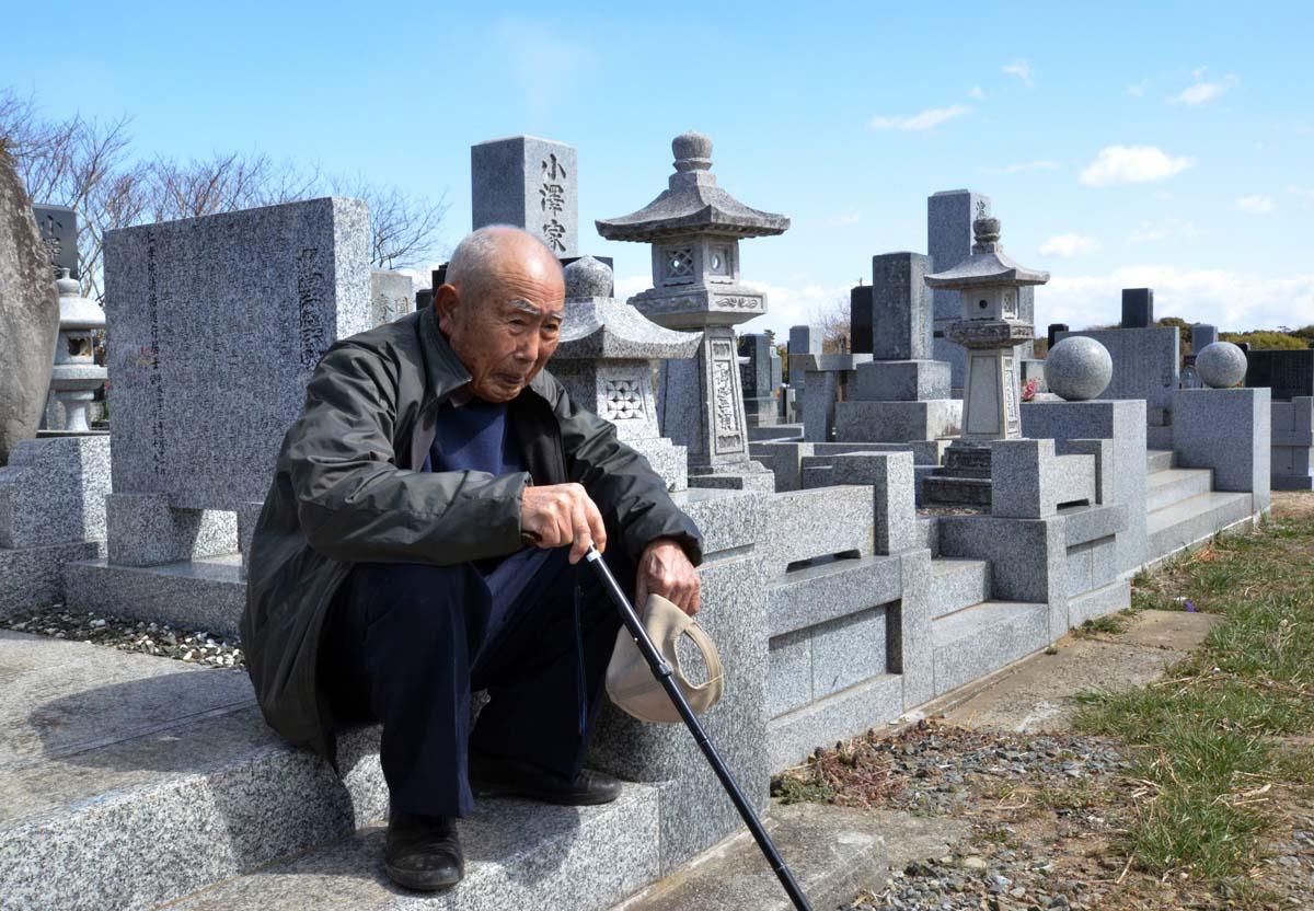 TOPSHOTS-JAPAN-DISASTER-ANNIVERSARY-TSUNAMI