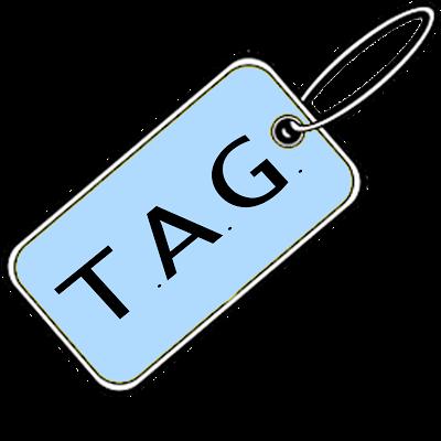 tag simbolo grafico logo