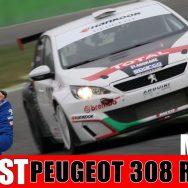 Il video della peugeot-308 racing cup giovanni mancin