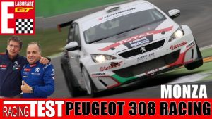 Video Test Peugeot 308 Racing Cup